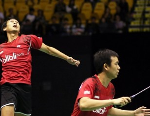 Li-Ning BWF World Championships 2014: Double-Injury Withdrawals Hit Indonesia