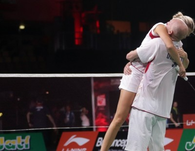 Li-Ning BWF World Championships 2014 – Day 2: Father Figures in Sugiarto Bid