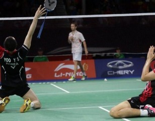Li-Ning BWF World Championships 2014 – Day 6: Magnificent Marin Shines