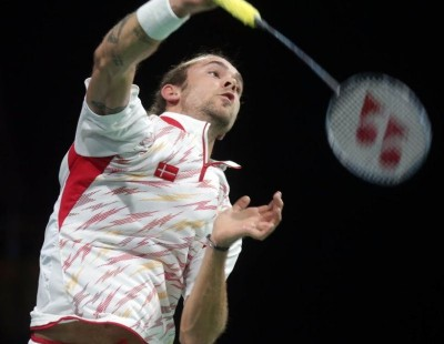 Li-Ning BWF World Championships 2014 – Day 3: Jorgensen 'Danes' to Dream