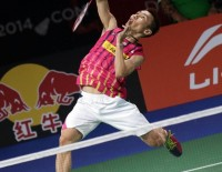 Li-Ning BWF World Championships 2014 - Day 6: Superb Lee Hurtles into Final
