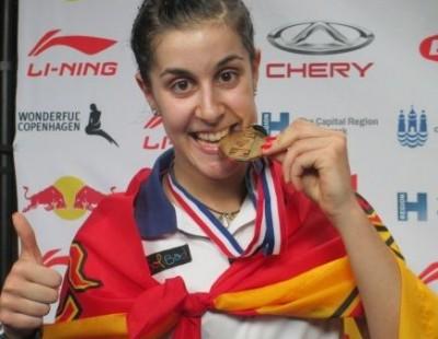 Li-Ning BWF World Championships 2014 – Day 7: Marin Makes History; Lee's Jinx Continues