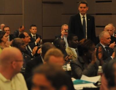 Poul-Erik Hoyer Wins BWF Presidential Election