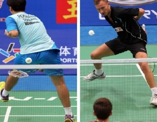 Wang Lao Ji BWF World Championships 2013 – Day 3: China Flourishes; Lee Outlasts Rumbaka