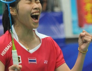 Wang Lao Ji BWF World Championships 2013 - Day 5: Danish Pairs into Semi-Finals