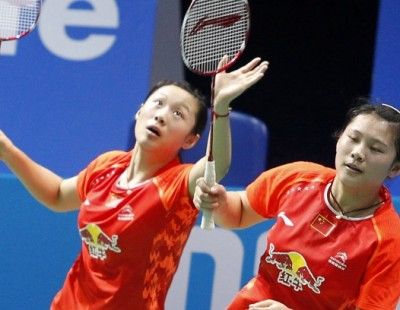 Luo Twins Relish 'Double' Identity