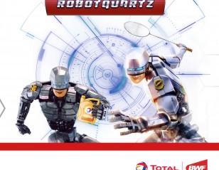 The Manga RobotQuartz Contest is On!