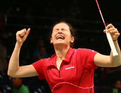 Emotional Win for Zetchiri – Day 1: TOTAL BWF World Championships 2015