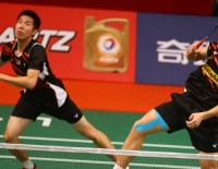 Defending Champs Shin/Ko Crash Out – Day 3: TOTAL BWF World Championships 2015