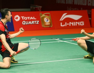 Nehwal Prevails in Epic – Quarter-finals: TOTAL BWF World Championships 2015