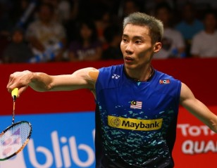 Lee Too Good for Jorgensen – Semi-finals:  TOTAL BWF World Championships 2015