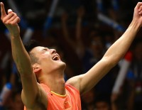 Chen, Marin Retain Singles Crowns – Finals: TOTAL BWF World Championships 2015