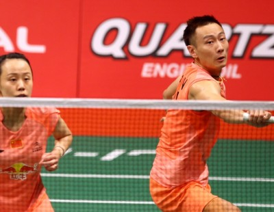 Yun-ique Zhao Double-Doubles! –  Finals: TOTAL BWF World Championships 2015