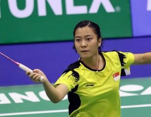 Liang Xiaoyu Sniffs Olympics Chance