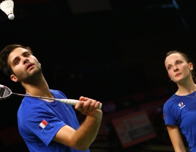 Labar and Lefel Seek Superseries Push