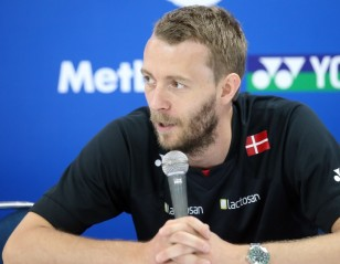 Mogensen's Back and Raring To Go!
