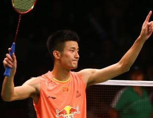 Chen Long Gets 'Worlds' Wild Card