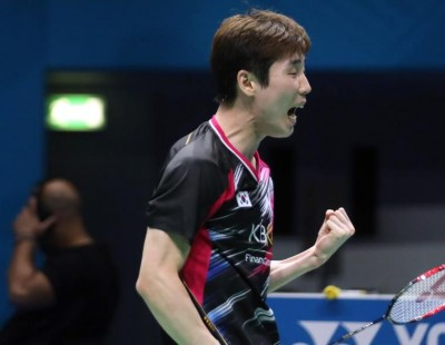 Son Has Tail Up with No.1 Ranking