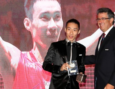 Lee, Matsutomo/Takahashi Win Best Player Awards