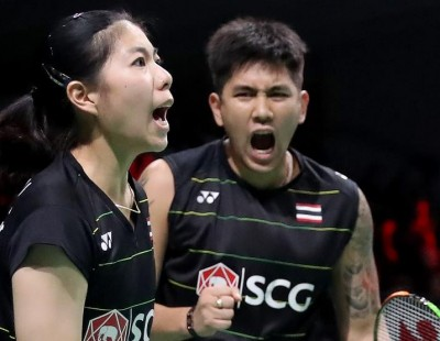 'Upwardly Mobile' Thais Aim for Top 5