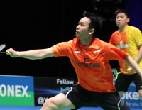 Tan/Setiawan Hope to Hit the High Notes