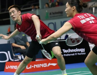 Olympic Champs Ousted – Day 1: OUE Singapore Open 2017