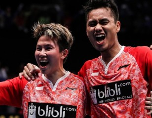 Ahmad/Natsir To Skip Title Defence