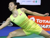 Bumpy Start for Michelle Li – DAY 1: TOTAL BWF WORLD CHAMPIONSHIPS 2017