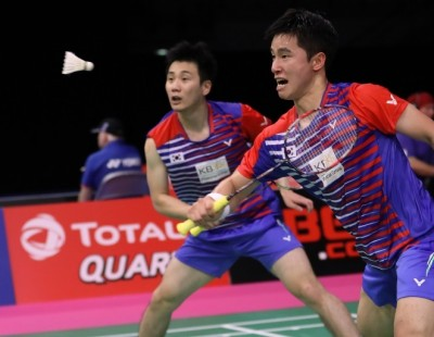 Chung/Kim Stay in Hunt – Day 4: TOTAL BWF World Championships 2017