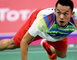 No Mercy for Merrilees – Day 1: TOTAL BWF World Championships 2017