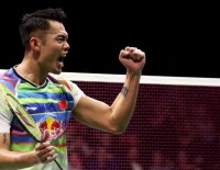 Lin in Seventh Final – Semi-Finals: TOTAL BWF World Championships 2017