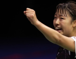 Okuhara Prevails in Epic – Singles Finals: TOTAL BWF World Championships 2017