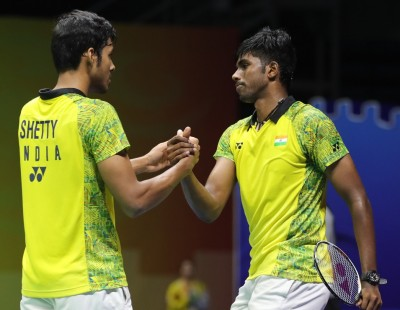 Satwik/Chirag to Miss World Championships