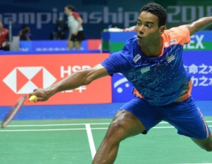 'Poster Boy' Profits – Day 1: TOTAL BWF World Championships 2018