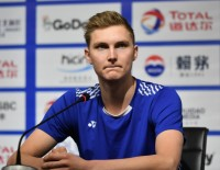 Axelsen: Momota a Complete Player