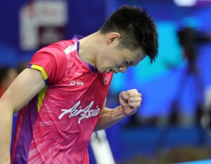 Liew Flies High – Day 4: TOTAL BWF World Championships 2018
