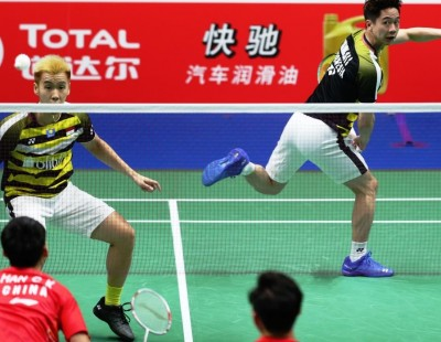 Triumph Under Fire – Day 3: TOTAL BWF World Championships 2018