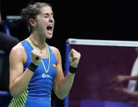 King Kento, Queen Carolina – Singles Finals: TOTAL BWF World Championships 2018