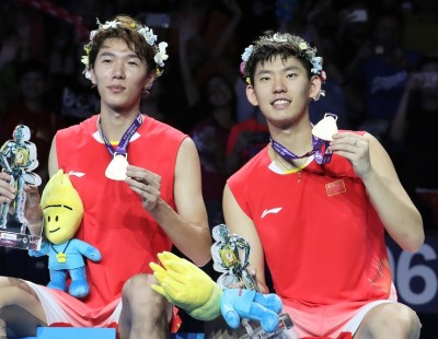 Princes on the Throne – Men's Doubles Review: TOTAL BWF World Championships 2018