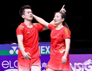 Stamp of Class – Mixed Doubles Review: TOTAL BWF World Championships 2018