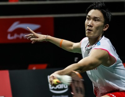 Momota Sets the Pace, but Speedbreakers Lurk