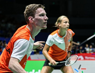 Confidence Boost for Dutch Duo