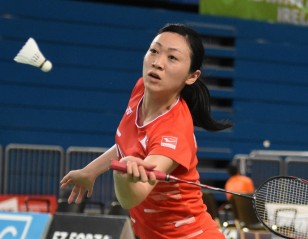 Awesome Threesome of SU5 – Para Badminton World C'Ships