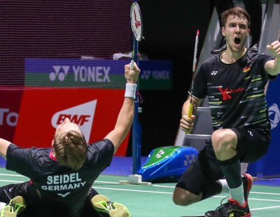 German Shock for Fifth Seeds – Basel 2019