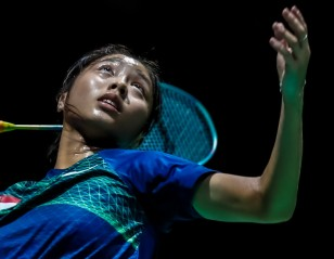 Back Problem Doesn't Stall Jia Min – Basel 2019