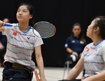 Para Badminton Event Comes to a Close – Basel 2019