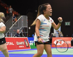 Five Down, Seventeen to Go – Basel 2019