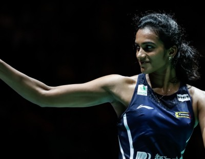 Sindhu Assures Herself: Tomorrow Will Be Different