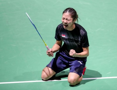 Jia Min Ousts Top Seed – Basel 2019