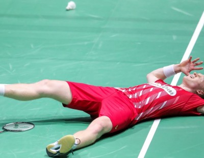 Antonsen's 'Insane' Dream – Basel 2019